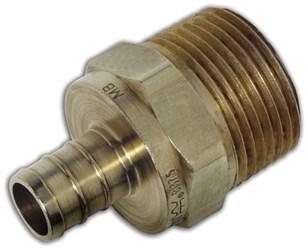 Lfwp12b-1208pb Lf 3/4 Cf X 1/2 Mpt Lead Free Crimpring (tm) By Mpt Threaded Adapter CAT470W,0653026,098268441383,0650518,WP12B-1208PB,098268312980,QMAFD,44064,T1040,PCMC43X-10,81003054,P4527550,0650529,PX01764,NP25B,PX81210LX,PX81210,WAT0650518,LF,QQMC43GX,