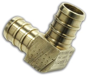 Lfwp19b-1208 D-w-o Lf 3/4 Cf X 1/2 Cf Lead Free Crimpring (tm) Elbow CAT470W,0653107,098268442199,0650621,WP19B-1208,098268314496,QLFD,XQLFD,42064,511246,81003046,PX80640,PCE43X-10,P4715075,PX00595,NP07R,47080133,ZURN PEX GREEN,green,Lead Free,LF,WPLFD,ZPLFD,