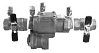 0683005 Febco 2 Lf Bronze Reduced Pressure Zone Backflow Preventer CAT210F,0683005,098268455267,
