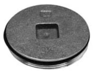34b Watts Gasketed Brass Plug For B4-34 Body CAT424W,34B,813475,WCOP,