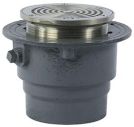 Co-204p-r Watts Cleanout W/nb Top Cleanout W/nb Top CAT424W,CO-204P-R,CO204PR,