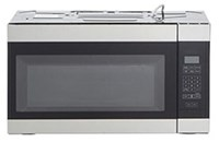 Amana Over-the-range Microwave 1.6 Cu Ft 1000 Watts Stainless Steel CAT302A,883049397757