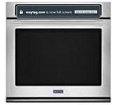Maytag 4.3 Cu Ft Single Oven Built-in Oven Fingerprint Resistant Stainless Steel Ada CAT302M,883049411057