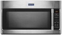 Maytag D-w-o Over-the-range Microwave 2 Cu Ft 1000 Watts Fingerprint Resistant Stainless Steel CATO302M,883049420998