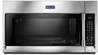 Maytag Over-the-range Microwave 1.9 Cu Ft 1000 Watts Fingerprint Resistant Stainless Steel CAT302M,883049420950