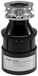 Gc1000pe Whirlpool 1/3 Hp Disposer With Cord CAT302W,GC1000,GC13,GC,50946603711,050946603711