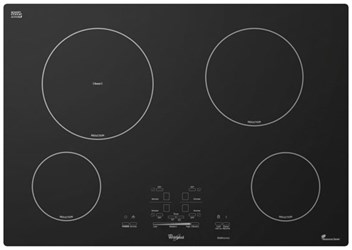 Whirlpool 30 Black Cooktop Induction Electric CAT302W,883049204710