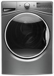 Whirlpool 4.5 Cu Ft Front Load Laundry Washer Chrome Shadow Ada CAT302W,WFW90HEFC,883049384542