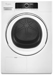 Whirlpool 4.3 Cu Ft Ventless Electric Laundry Dryer White CAT302W,883049416670