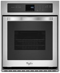 Whirlpool 3.1 Cu Ft Single Oven Built-in Oven Stainless Steel Ada CAT302W,WOS51ES4ES,883049357027
