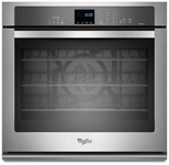 Whirlpool 4.3 Cu Ft Single Oven Built-in Oven Stainless Steel Ada CATD302W,883049245430,