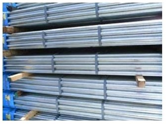 Btcg 1 X 21 Black Carbon Steel T&c Pipe CAT441,GS121FBCTC,IFBCTCG,