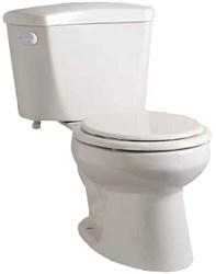 Tb3511-10 Ada White 1.28 Gpf 10 Ri Elongated Toilet Bowl CATWINF,812042020089,
