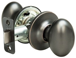 T200us10bp Yale New Traditions 2-1/2 Door Knob Oil Rubbed Bronze CATYAL,T200US10BP,