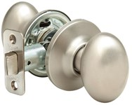 T80us15 Yale New Traditions 2-1/2 Door Knob Satin Nickel CATYAL,T80US15,