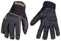 03-3060-80-l Youngstown Glove General Utility Plus Black Synthetic Suede Glove L CAT250GL,03-3060-80-L,03306080L,757894600280,