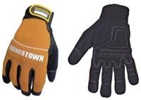 06-3040-70-xl Youngstown Glove Tradesman Plus Orange/black Synthetic Suede Glove Xl CAT250GL,06304070XL,06-3040-70-XL,757894604141,TRADESMAN,