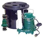 105-0001 Zoeller Drain Pump W/5 Galllon Sump Tank CAT400Z,105001,053514012953,105,DRAINSAUR,ZPU,ZEP,40770017,ZPS,LGPS,DSP