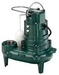 M267 Zoeller Waste Mate Sump Pump 1/2hp CAT400Z,M267A,999000059088,05351401761W,M267,2670001,053514017613