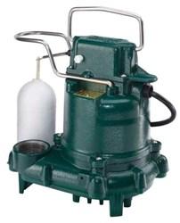 53-0001 Zoeller (m53) 3/10 Hp 115 Volts Ci Sump Pump M53 W/ Float CAT400Z,11601585,999000055069,M53,530001,053514023607,6ESFS