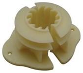 Qis4 Zurn 3/4 In Gray Pex Pipe Insulator CAT470PEX,QPIF,CLI4,562876,84269084362