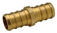 Qqc33gx Xl Brass Coupling-1/2 In Barb CAT470PEX,QCD,XQCD,43144,T5020,PCC33X-10,81001054,P4545050,0650566,PX00520,NP01,PX00525,30673372152083,PX80520,47080172,QQC33G,QQC33X,ZURN PEX GREEN,green,Lead Free,0653056,QC12,QCP12,ZCD,10084169016338,84269026332