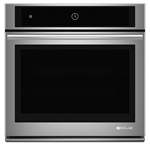 Jjw2430ds D-w-o Jenn-air Stainless Steel Built-in Electric Wall Oven 30in 5.0 Cuft 4.3# Enhanced Touch Lcd 4000w Reflective Broil Pr CATO302J,JJW2430DS,883049334974