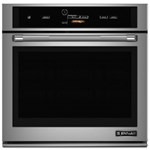 Jjw3430dp D-w-o Jenn-air Stainless Steel Built-in Electric Wall Oven 30in 5 Cuft 7# Enhanced Touch Lcd Wifi 4000w Reflective Broil P CATO302J,JJW3430DP,883049335018,STAVD302J002