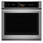 Jjw3430ds D-w-o Jenn-air Stainless Steel Built-in Electric Wall Oven 30in 5 Cuft 7# Enhanced Touch Lcd Wifi 4000w Reflective Broil P CATO302J,JJW3430DS,883049335001