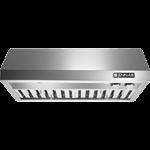 Jxu9136wp D-w-o Jenn-air Monochromatic Stainless W/ Pro Handles Range Hood 36 Deluxe 36, Pro-style, Low Profile, 600 Cfm, 2 Hal W/ni CATO302J,883049179476