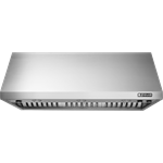 Jxw9048wp D-w-o Jenn-air Monochromatic Stainless W/ Pro Handles Range Hood 48 Deluxe 48, Pro-style, Wall Mount, 1200 Cfm, 3 Hal W/ni CATO302J,JENNAIR,JRH48,SSH48,RH48,883049179490