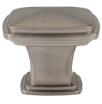 9490-15 Jeske Sherwood Satin Nickel Cabinet Knob CATJES,9490-15,