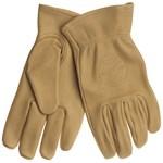 40022 Klein Tools Natural Light Tan Premium Cowhide Glove L CAT526,40022,092644601224