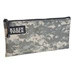 5139c Klein Tools Cordura Fabric Zipper Pouch CAT526,5139C,92644530135,092644530135