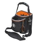 55419sp-14 Klein Tools 14 Pocket Tote With Shoulder Strap CAT526,55419SP-14,092644554667