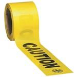 58001 Caution Warning Tape Barricade 1000-foot