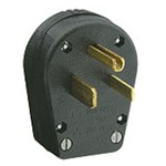 Lev 931 6-30p 6-50p Angled Plug CAT752,L931,15536,07847715536