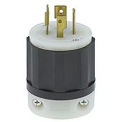2421 20a 250v 3ph 4w L1520p Twist Lock Male Plug CAT752,2421,2421,7847780812,07847780812