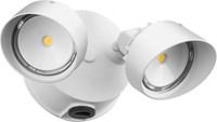 Olf2rh40k120pewhm4 Head 120 Volts Photocell White Led Motion Security Floodlight CAT753,OLF,OLF2RH40K120PEWHM4,00889804043723,OLF2
