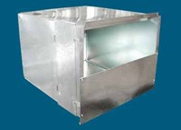 20x20x4 R-6 1 1/2 Insulated Plenum CAT342M,R-6,R6,20X20X4,20204,