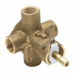 2510 Moen Brass Rough-in Posi-temp Pressure-balancing Cycling Tub And Shower Valve 1/2 In Ips Connection CAT161,26508074541,2510,T2152BN,T2152ORB,T2502BN,T2502ORB,T2153BN,T2153ORB,T2503BN,T2503ORB,T14278SSLHP,T14278RBLHP,T14255SSLHP,T14255RBLHP,T14478SSLHP,T14478RBLHP,T14455SSLHP,T14455RBLHP,62300,026508074541,