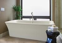 Cob551 White Quinn 64.75 X 35.75 X 22 Freestanding Tub CAT128C,551,551WH,#551,COBX6636A,X6636A,COBS551WH,COBURN EXCLUSIVE,COBURN,