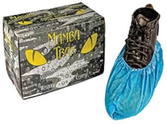 Wpmt-x50 Black Mamba Waterproof Shoe Covers CAT250GL,Black Mamba,WPMTX50,SHOE COVER,WPMTX-50,