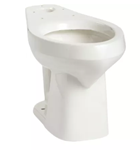 137210040 Mansfield Alto Ada White 1.6 Gpf 12 In Rough-in Elongated Front Toilet Bowl CATMAN,137210040,046587005922,137WH,KHB,MHB