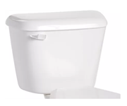 312110007 Mansfield Alto 10 Ri 1.28 Gpf Left Hand Lever White Toilet Tank Only CATMAN,312110007,046587171832,3121WH,3121,MTWH,28990,28-990