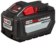 48-11-1812 M18 Redlithium High Output Hd12.0 Battery Pack