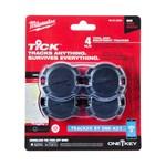 48-21-2004 Milwaukee Tick Tool And Equipment Tracker-4 Pack