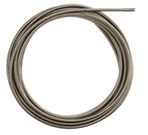 1/2 X 50 Ft Inner Core Coupling Cable W/ Rustguard Drain Cleaner