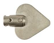 1-1/2 Spade Bit W/ Rustguard Drain Cleaner