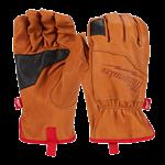 48-73-0011 M Goatskin Leather Gloves CAT532H,045242556779